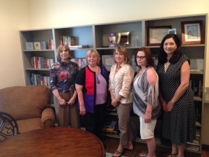 Republican Women Donate Library Books