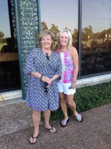 Janet Daniels & Cathy Zummo
