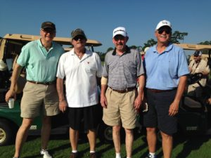 Scott Mann, Mike Petyon, Mickey Shuffield, Ed Stedman